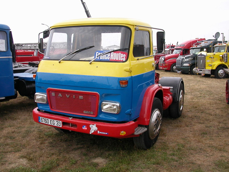 Camions Anciens