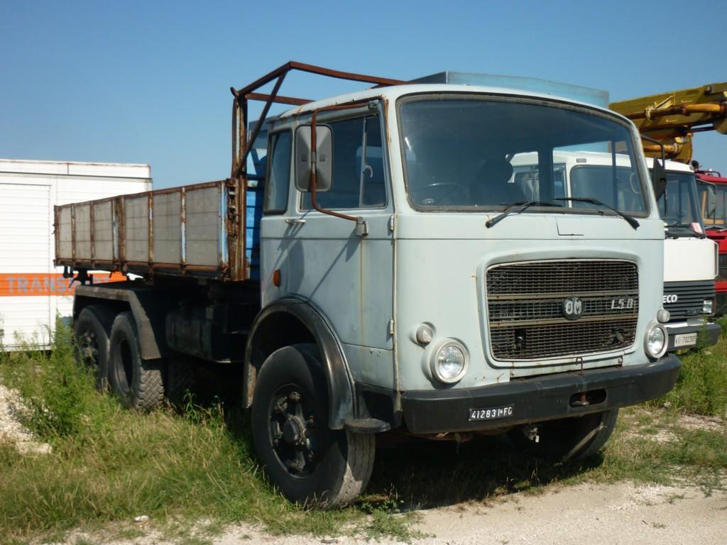 fierdetreroutier les camions italiens
