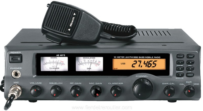 Radio cb longue portée